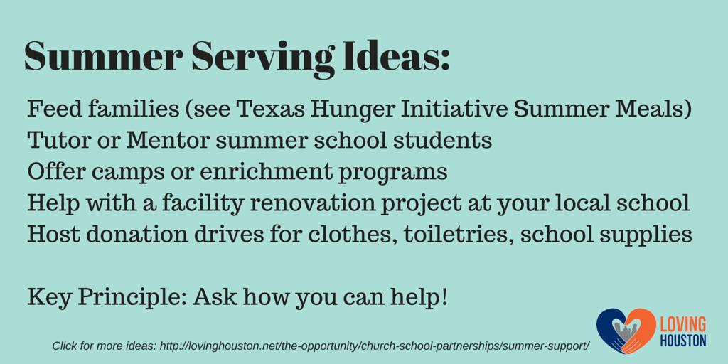Serve a School This Summer(5)