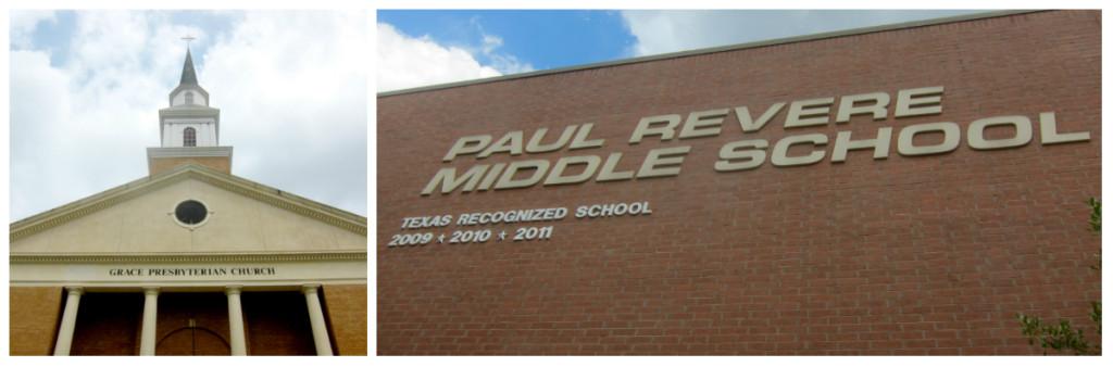 Grace Paul Revere