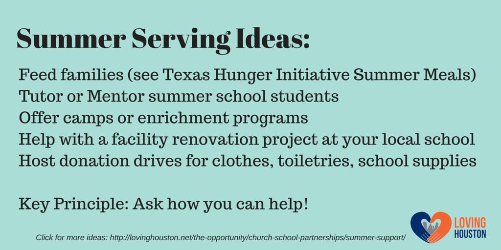 Serve a School This Summer(5)