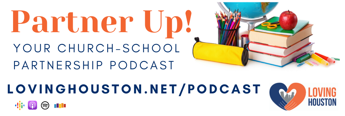 Partner Up Podcast: http://lovinghouston.net/podcast